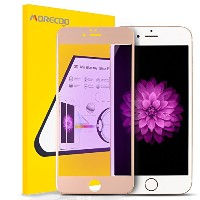 MORECOO iPhone 6 iPhone 6s iPhone 6 plus iPhone 6s plus 強化ガラス フィルム 液晶保護フィルム for iPhone 6 iPhone 6s...
