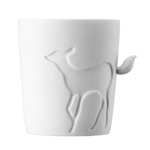 Kinto Mugtail Mug cup Fawn 16241 from Japan by Kinto