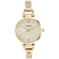 Fossil Women's ES3084 Georgia Gold-Tone Stainless Steel Watch