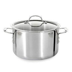 Calphalon Tri-Ply Stainless Steel 8-Quart Stock Pot with Cover by Calphalon [並行輸入品]