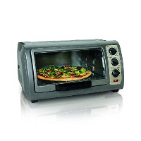 Hamilton Beach 31126 Easy Reach Convection Oven, Silver [並行輸入品]