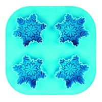 Tovolo Snowflake Ice Tray, Blue by Tovolo