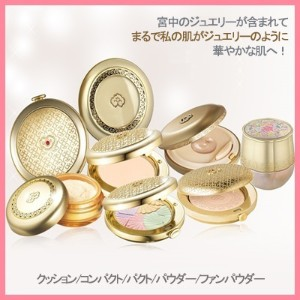[The history of Whoo]フー?辰享:美/宮中コレクション/クッション/コンパクト/パクト/パウダーなどなど/TTBeauty/韓国コスメ