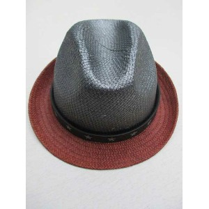 HTC ITALY/エイチティーシーART KIRKLANO HAT brown