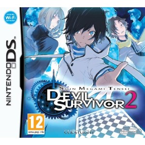 Shin Megami Tensei: Devil Survivor 2 (DS) (輸入版)