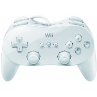 Wii Classic Controller Pro - White (輸入版)