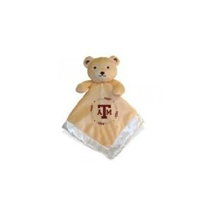 Baby Fanatic Security Bear Blanket, Texas A and M by Baby Fanatic [並行輸入品]