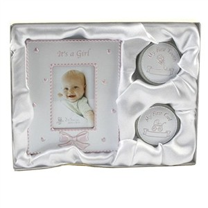 Party Savvy Christening My First Curl / Tooth & Frame 2 X 3 It'S A Girl by Party Savvy [並行輸入品]