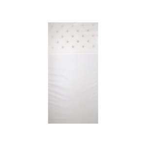 Babywise Sq Ended Crib Mattress - 89x38cm