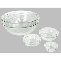 Luminarc Glass 5.5 Inch Stackable Round Bowl by Luminarc