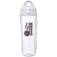 Tervis Water Bottle, Music with Notes by Tervis