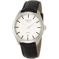 ティソ Tissot 腕時計 メンズ 時計 Tissot Men's Quartz Stainless Steel Casual Watch, Color:Silver-Toned (Model:...