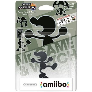 amiibo Smash Mr. Game and Watch (Nintendo Wii U/3DS) (輸入版)