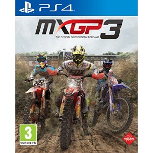 MXGP3 - The Official Motocross Videogame (PS4) (輸入版)