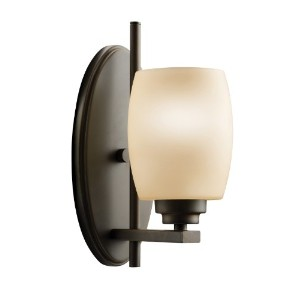 Kichler Lighting Eileen 4-light Bath Fixture 1-Light 5096OZ 1