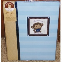 Carter's Child of Mine Baby's First Memory Book thank heaven for little boys by Carter's