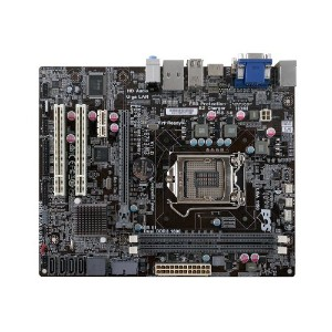 ECS Elitegroup h87h3-m3 Micro ATXマザーボードddr3 1600 LGA 1150 h87h3-m3