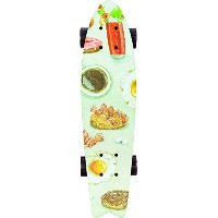 GLOBE HG Bantam Graphic ST Skateboard, Breakkie, 23' [並行輸入品]
