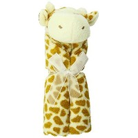 Angel Dear Blankie, Brown Giraffe by Angel Dear [並行輸入品]