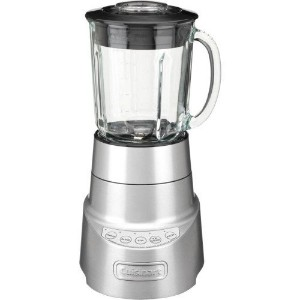 Cuisinart CB-1200PCFR Smart Power Deluxe Blender (Certified Refurbished), Stainless Steel [並行輸入品]