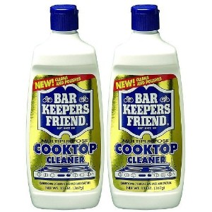 Set of 2 Bar Keepers Friend Cooktop Cleaner 13 Ounce by Multipurpose Cooktop Cleaner [並行輸入品]