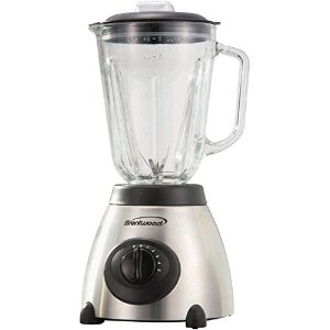 Brentwood Appliances Classic Stainless Steel Blender [並行輸入品]