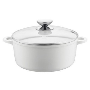 "Berndes Kitchen Vario Click Pearl Induction Dutch Oven 8.5""/2.5 qt. with Lid [並行輸入品]"