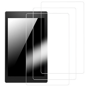 Fintie 3- Pack高透明HDスクリーンプロテクターfor 10.1インチAndroidタブレットInclu。Dragon Touch a1X Plus II / a1X Plus /...