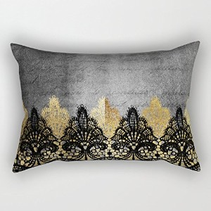 Throw Pillow Case Of Geometry 16 X 24 Inches / 40 By 60 Cm,best Fit For Christmas,boys,relatives...