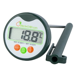 Best Digital Cooking Thermometer for Roasting & Grilling - Perfect Roast Thermometer - Meat...