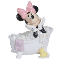 Precious Moments The Magic of Disney Collectible Figurine, Wash Away Your Troubles [並行輸入品]