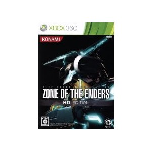 【中古】 ZONE OF THE ENDERS(ゾーンオブジエンダーズ) HD EDITION /Xbox360 【中古】afb