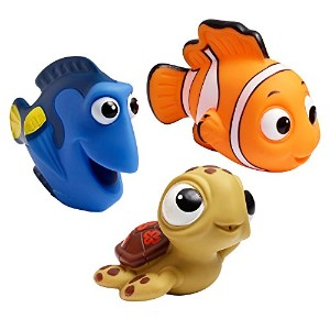 The First Years Disney Baby Bath Squirt Toys, Finding Nemo by The First Years [並行輸入品]