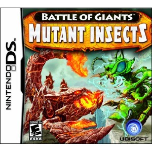 Battle of Giants Mutant Insects (輸入版:北米) DS
