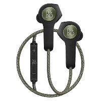 B&O Play ワイヤレスイヤホン BeoPlay H5 Bluetooth apt-X AAC 対応 リモコン・マイク付き 通話可能 モスグリーン(Moss green) BeoPlay H5...