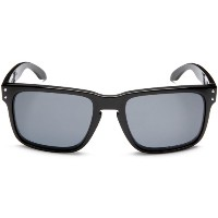 (オークリー)OAKLEY Holbrook OO9102-02 Polished Black w/Grey Polarized Free