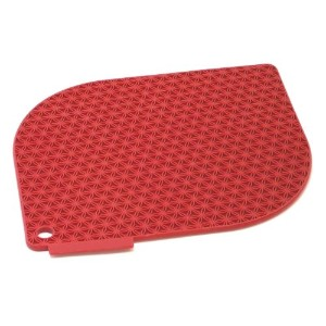 Charles Viancin Honeycomb Pot Holder - Red by Charles Viancin