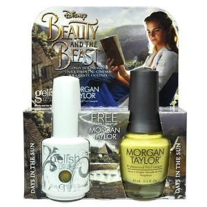 Harmony Gelish & Morgan Taylor - Two of a Kind - Days in the Sun - 0.5oz / 15ml Each
