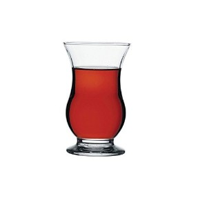 Pasabahce Pera Tea Glasses, Set of 6, 3 1/4 oz by Pasabahce