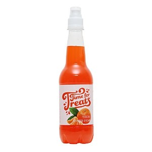 VICTORIO Kitchen Products VKP1181 Time for Treats Cream Snow Cone Syrup, Orange by Victorio Kitchen...