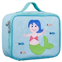Olive Kids Mermaid Embroidered Lunch Box by Olive Kids