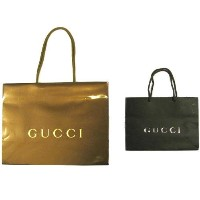 GUCCI グッチ 紙袋 ショッパー 箱 ギフト ラッピング