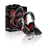 Sharkoon X-Tatic SR Gaming Headset with Dolby Headphone Technology (PS3 Xbox360 周辺機器)