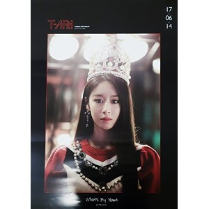 【公式ポスター】 ティアラ T-ARA TIARA - What's my name? (EP) [JIYEON ver.] OFFICIAL POSTER サイズ 52 x 72 cm ...