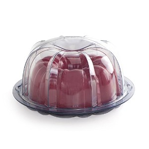 Nordic Ware Bundt Keeper with Bundt Pan by Nordic Ware