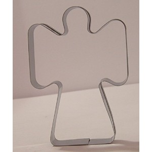 SVEICO 939411 – 1エンジェルShaped Cookie Cutter、10 cm
