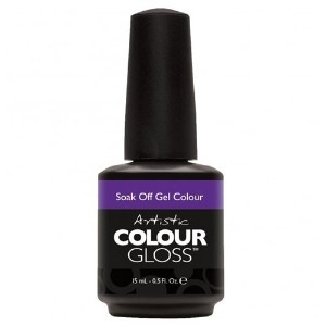Artistic Colour Gloss - Pin-Up Purple - 0.5oz / 15ml