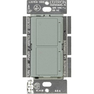 Lutron MA-ALFQ35-BG Maestro Companion Fan and Light Control, Bluestone [並行輸入品]