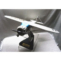 【訳ありRACE機手作りマホガニー製】Elite SKYWARRIORSシリーズ 1/20★MR.MULLIGAN DG A6 RACING PLANE(RACE)#ES12-1
