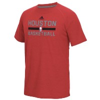 Houston Rockets adidas 2016 On-Court climalite Ultimate T-Shirt メンズ Red NBA Tシャツ ヒューストン ロケッツ